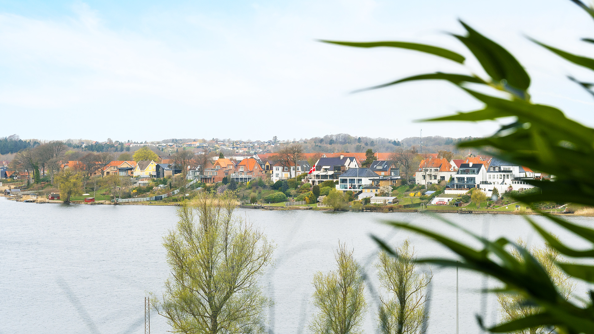 Udsigt over Silkeborg